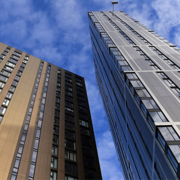 Wates Construction completes 33-storey skyscraper in Birmingham city centre