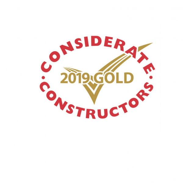 Considerate Constructors - GOLD AWARD