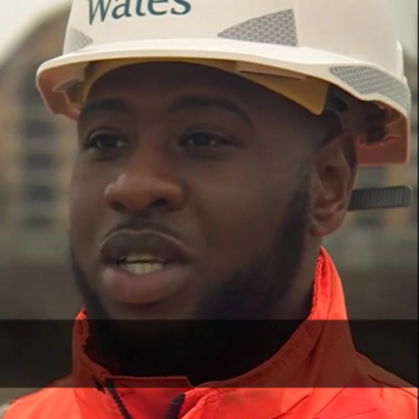 Ex-offenders given second chance through new construction employment programme