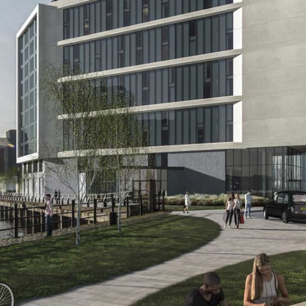 Planning permission granted for landmark Liverpool hotel at Peel L&P's Liverpool Waters