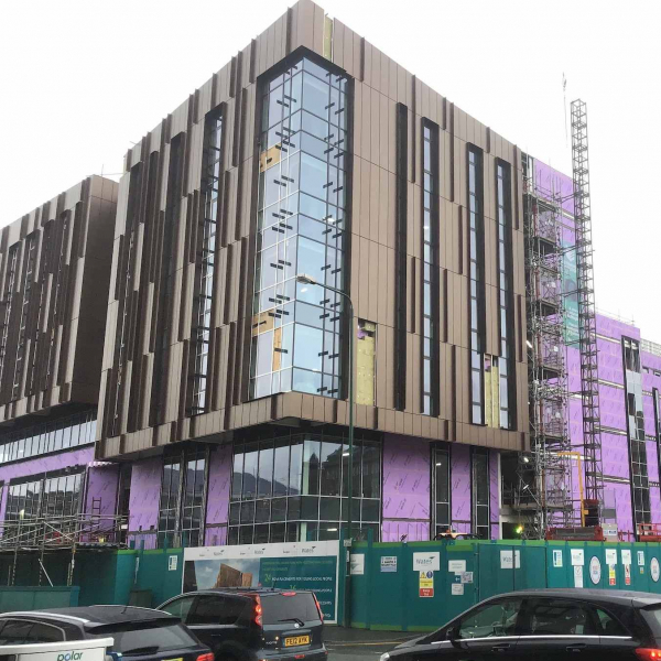 City Hub contractor consolidates commitment to Nottingham