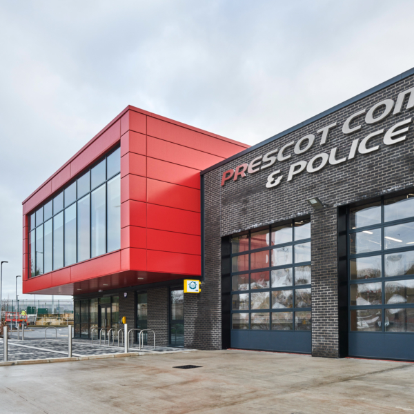 CASE STUDY: Prescot Fire Station