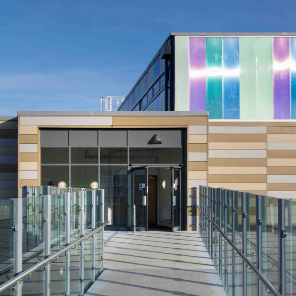 CASE STUDY: St Peters Secondary School