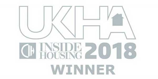 2018 UK Housing Awards winner