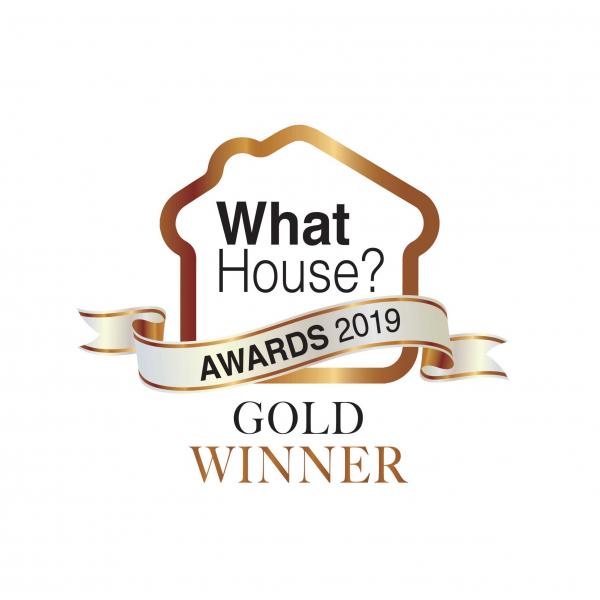 What House? 2019 Awards - GOLD WINNER