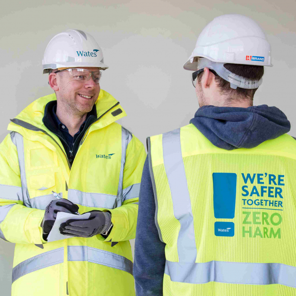 The Ipswich jobseekers building careers with Wates