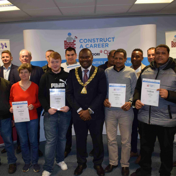 Construct a Career partners with Wates