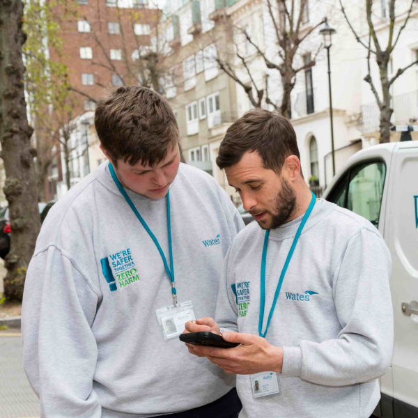 Wates Living Space introduces innovative new tracking service