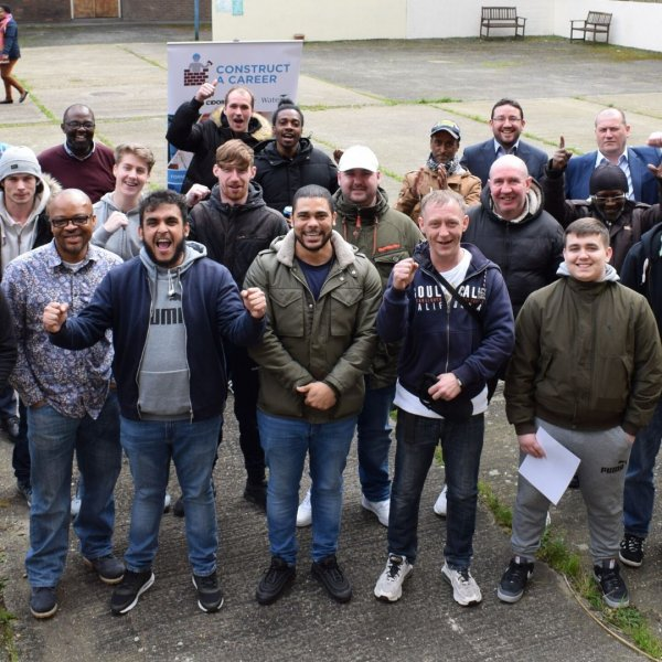Wates Residentials second Construct a Career course delivered for Bexley residents to kick-start industry careers