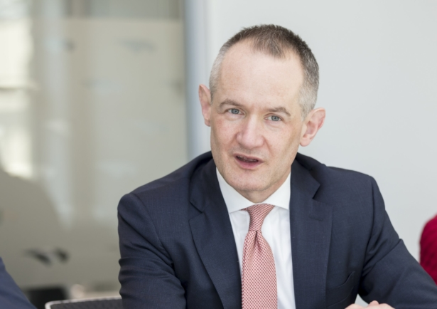 David Allen, Chief Executive, Wates Group