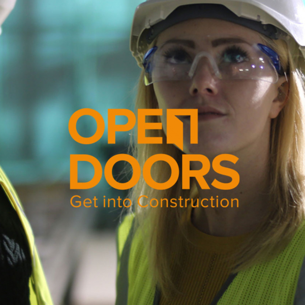 Sign up to visit one of our sites during Open Doors Week (16-21 MARCH)