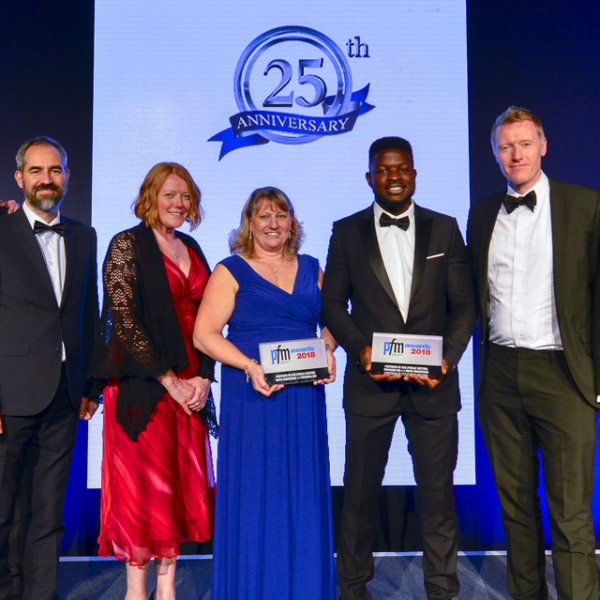 Wates FM wins Award for Twycross Zoo