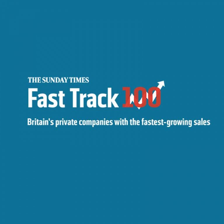 2019 - Sunday Times Fast Track 100