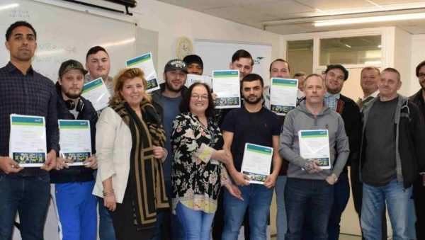 Building future careers through Havering regeneration scheme