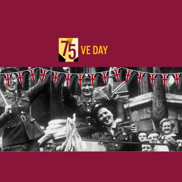 VE Day 75: Celebrating our association with the Armed Forces