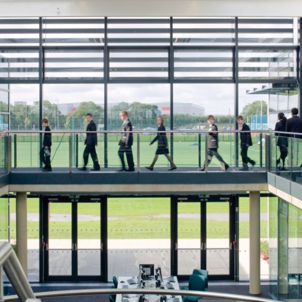 CASE STUDY: Corby Technical School