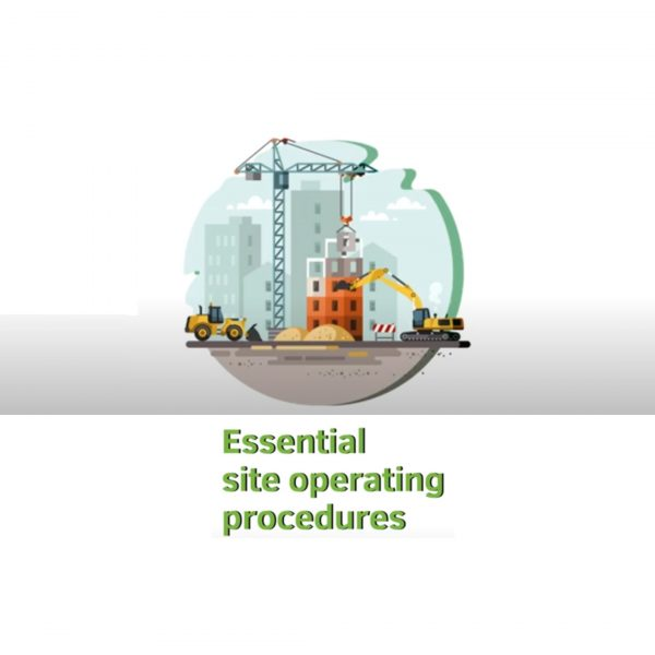 Wates' essential site operating procedures