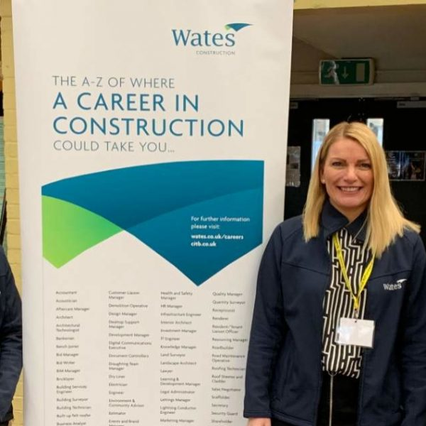 Wates builds aspirations at Brakenhale School