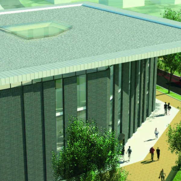 National Horizons Centre contractor sets out commitment to community in Darlington