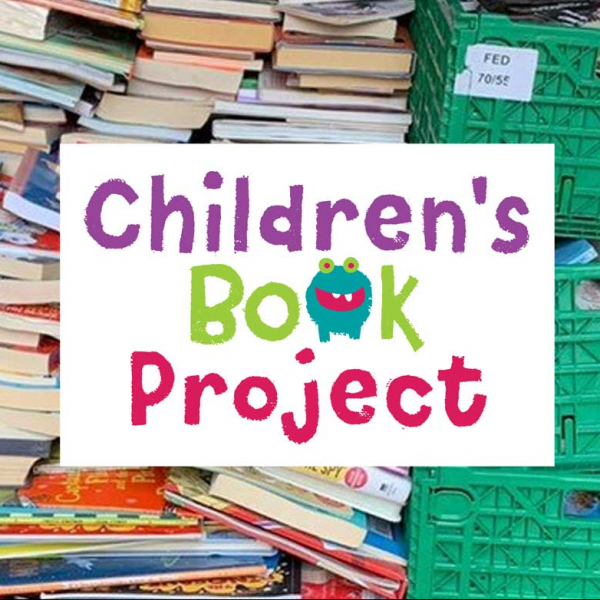 38,000 books delivered across London for Children's Book Project