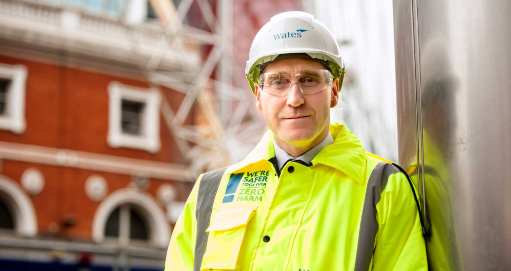 John Dunne - Group Safety Health Environment and Quality Director