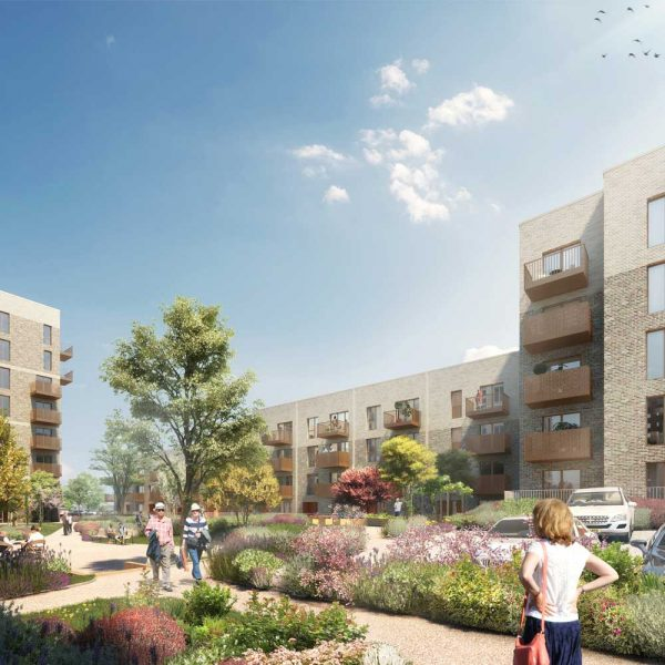 Plans approved for retirement village as part of £1bn regeneration project
