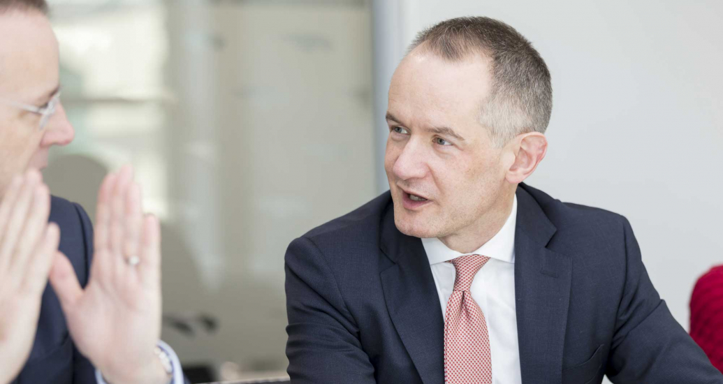 David Allen - Chief Executive, Wates Group