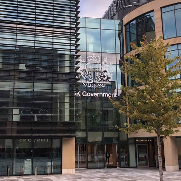 New Government hub handed over by Wates Smartspace in Edinburgh