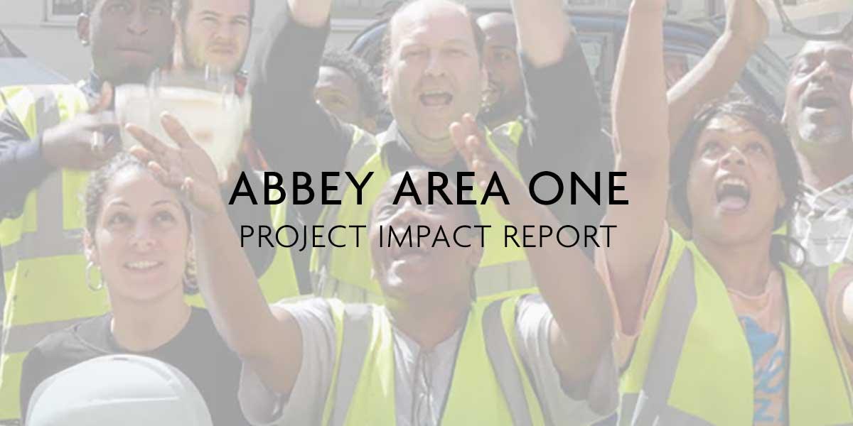 ABBEY AREA ONE PROGRESS REPORT