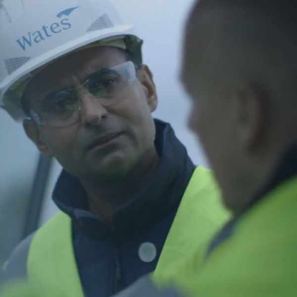 Wates encourages colleagues to 'take a minute' as UK suicide rates soar to highest levels in years