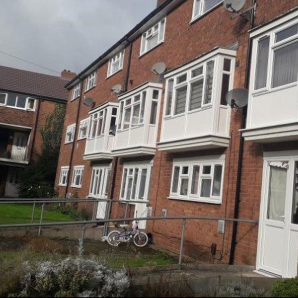 70 Tamworth homes refurbished in first part of 10-year partnership