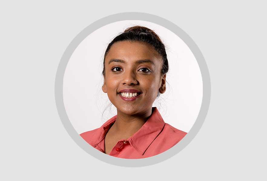 Samena Choudhury - Group Community Investment Advisor