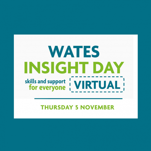 Wates Virtual Insight Day