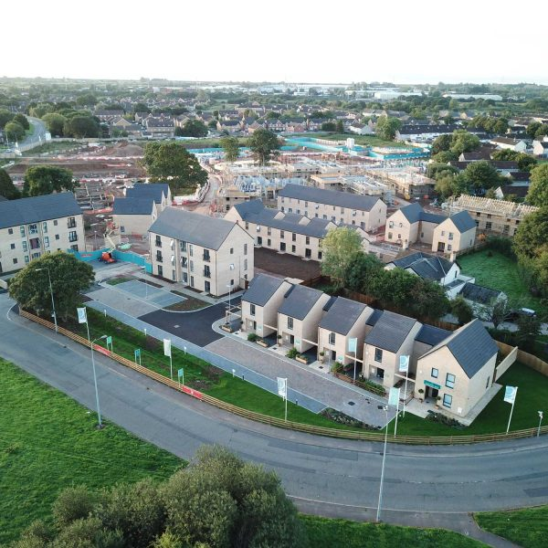 Wates Residential cements Cardiff Living housebuilding partnership with Cardiff Council with a further two phases