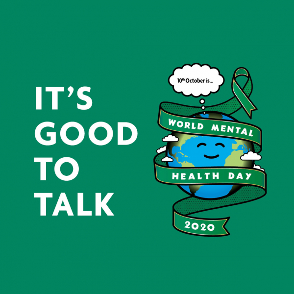 World Mental Health Day - 10 October 2020