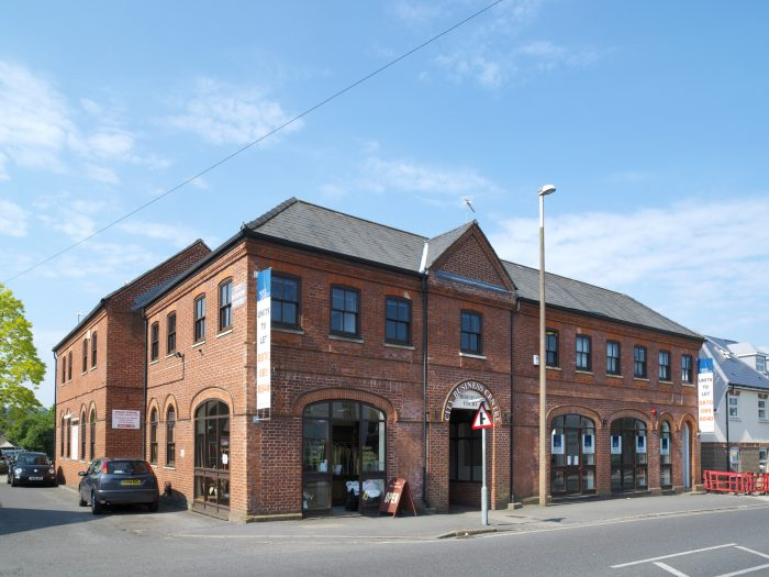 OFFICE SPACE TO RENT IN HORSHAM