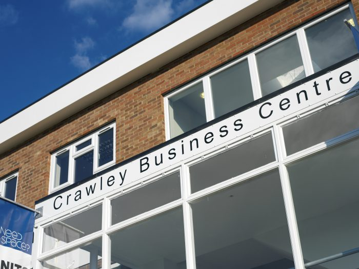 OFFICE SPACE TO RENT IN CRAWLEY