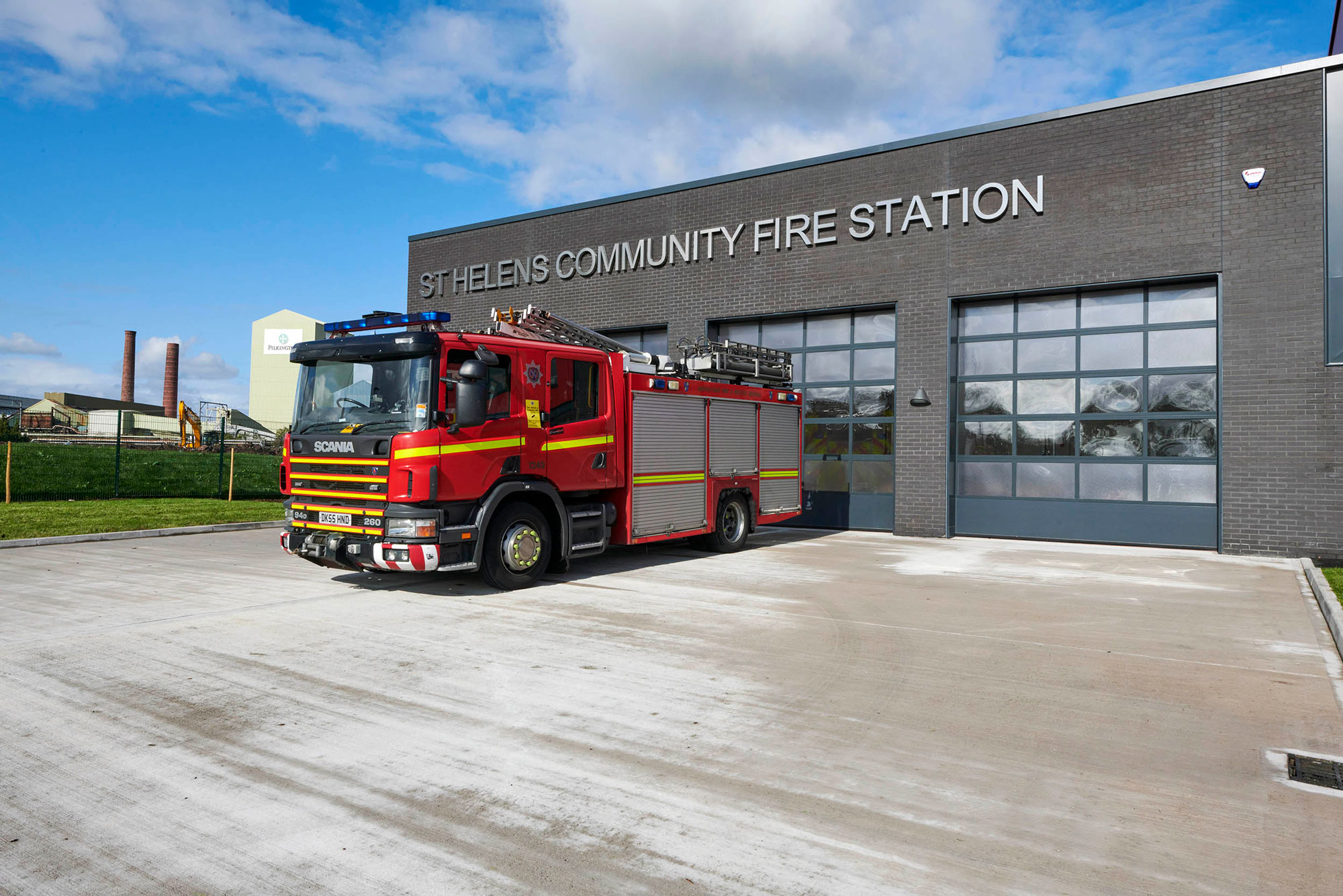 SUPPORTING EMERGENCY SERVICES