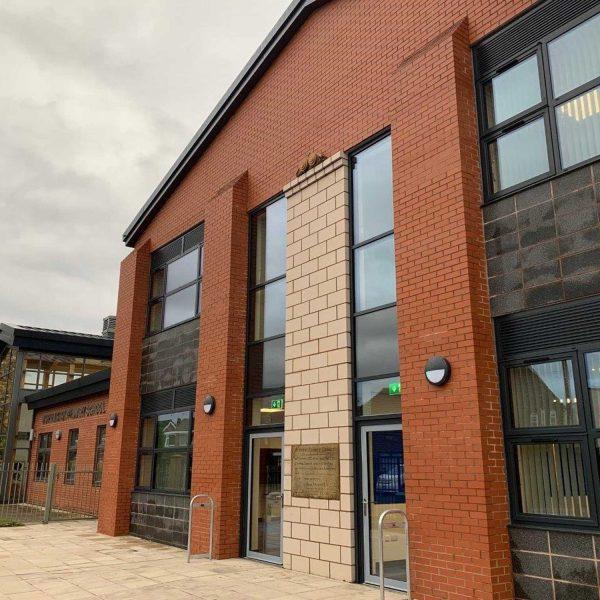 Worthington Primary School in Sale receives £1.6m extension