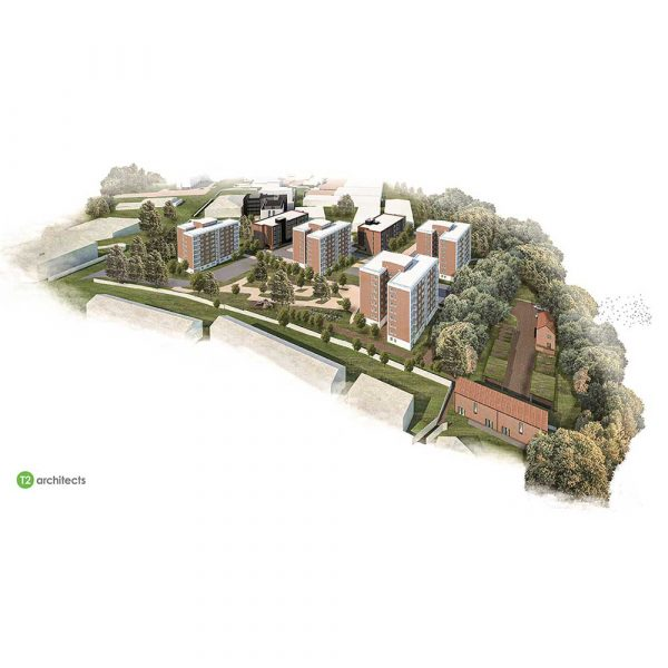 Wates Residential appointed to deliver 76 new homes for Winchester City Council