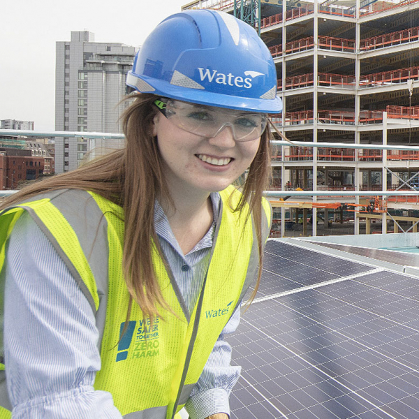 Build Yourself at Wates - virtual work experience opportunities