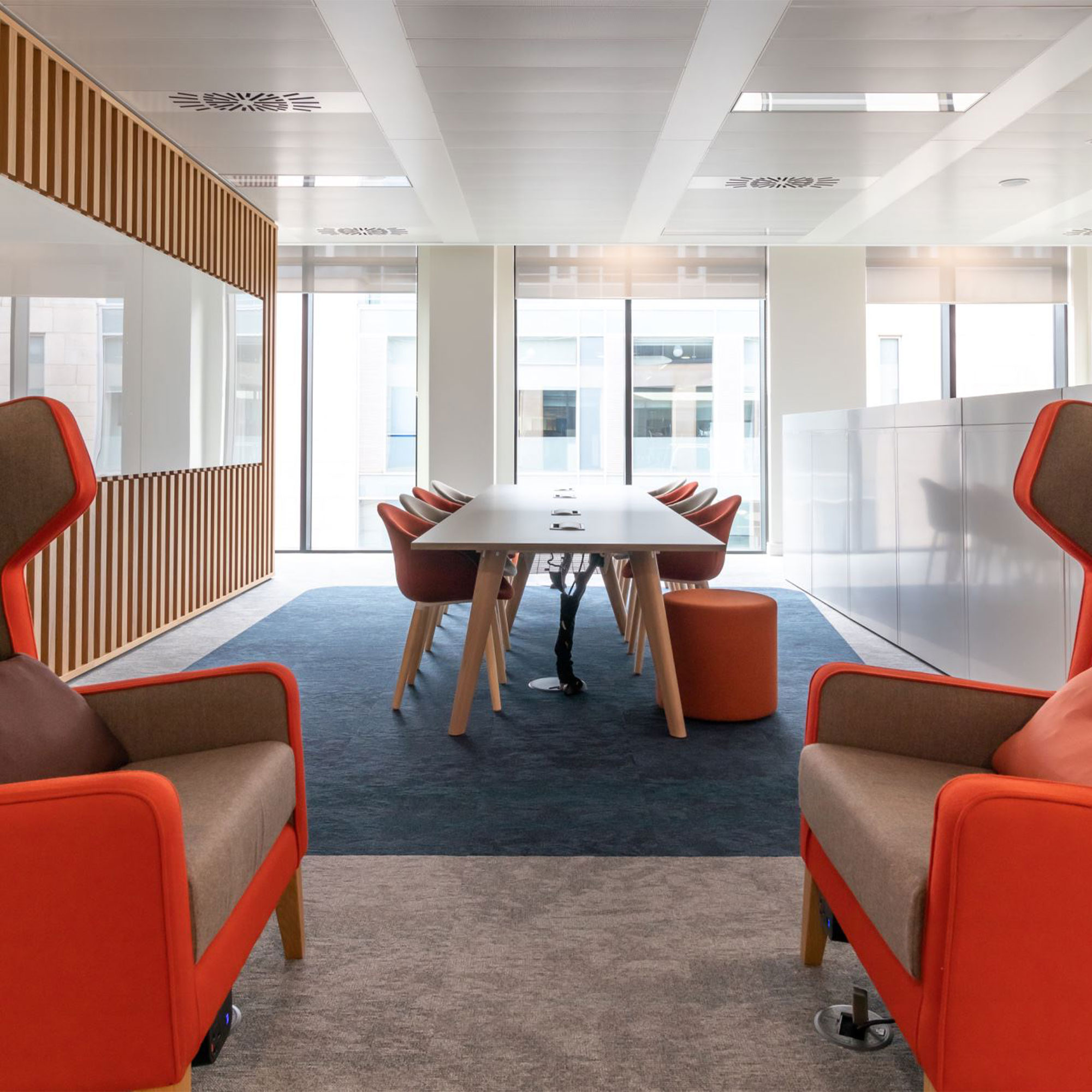 FIT OUT AND REFURBISHMENT SERVICES - WATES SMARTSPACE