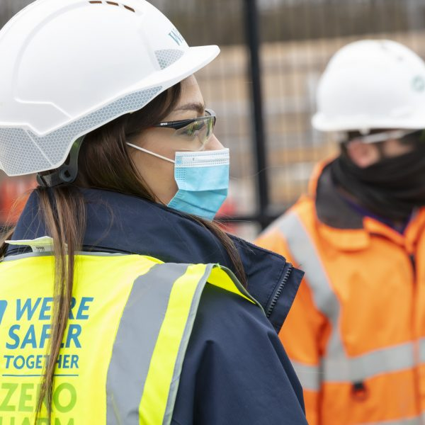 Wates begins journey to become a Building a Safer Future Charter Champion