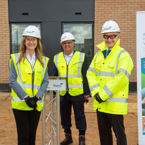 71 New Homes Near Completion on Shuttleworth Road