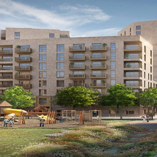 Proposal for new homes in Romford gets green light