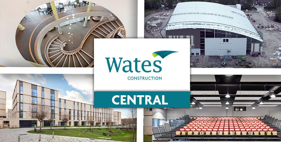 Construction services in central England
