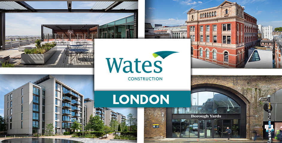 Construction services in London