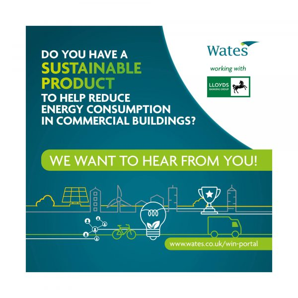 Wates and Lloyds Banking Group join forces to drive environmental sustainability