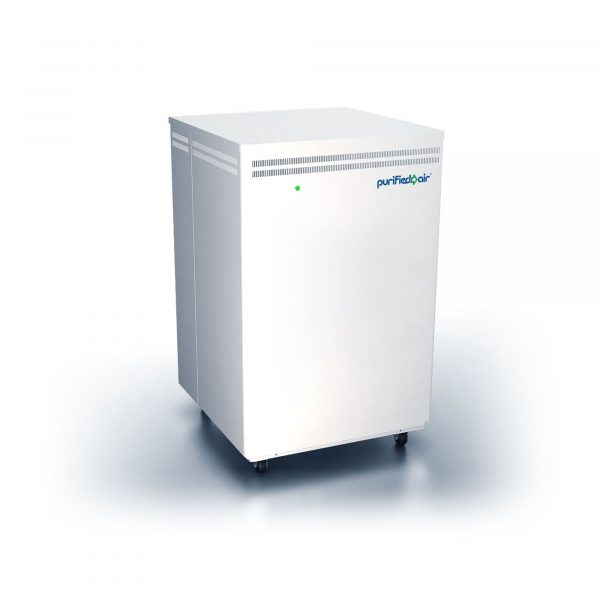 VIU Mobile - Removes harmful particulates from the air including Covid-19