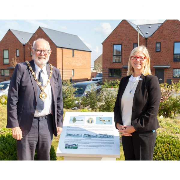 Daedalus Village celebrates the official completion of 200 homes in partnership with Homes England